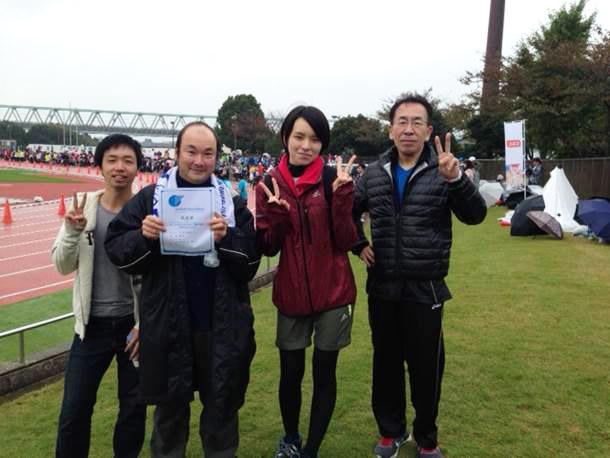 マラソン部3