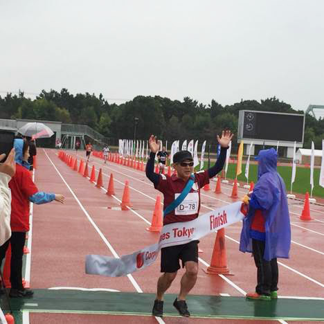 マラソン部5