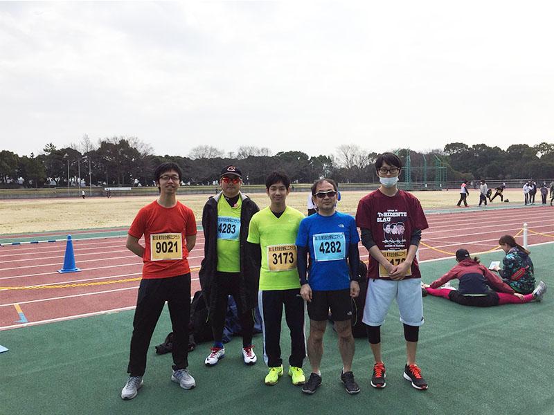 マラソン部7
